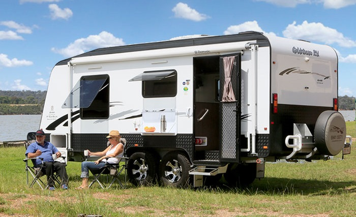 Caravan Around Australia