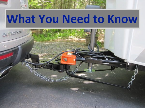 What You Need to Know Before a Caravan Trip